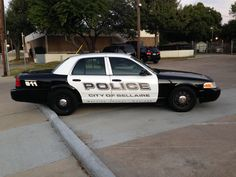 Bellaire Police Ford Crown Victoria (Texas)