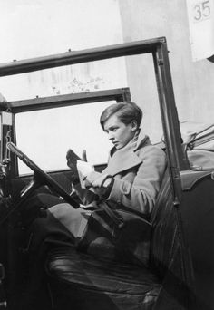 Annemarie Schwarzenbach was a Swiss writer, journalist, traveler and photographer. In July 1939 she and ethnologist Ella Maillart drove from Switzerland to Afganistan via Istanbul in a small Ford car.