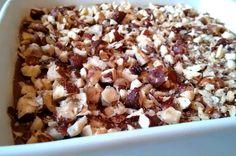 Recetas Sencillas: Marquesa de Chocolate Snack Recipes, Snacks, Cereal, Oatmeal, Beans, Vegetables, Breakfast, Sweet, Desserts