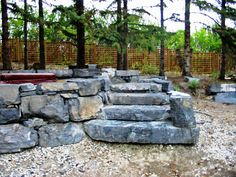Rundle Stone Steps