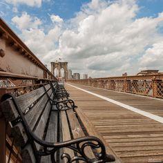 Brooklin bridge seen behind my eye by Jean-Philippe Pagniez on 500px