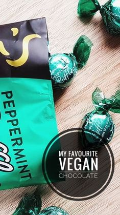 A collection of some of my favourite vegan chocolates because there's something for everyone