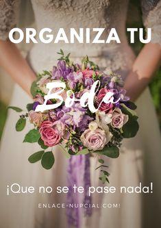 ¡Organiza tu boda sin perder ningún detalle! #bodas #ideasparaboda #organizarunaboda #vestidodenovia #ramos #damasdehonor