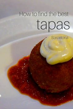 Spain, and in particular Barcelona, is one of my favorite places to eat.  This is due in large part to the availability of tapas.  I just love the concept of these small plates of Spanish food, which allow me not only to snack throughout the day, but also