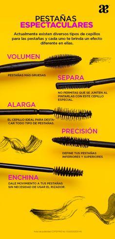 Logra una mirada profunda con solo pintar tus #pestañas.  #makeup #style…