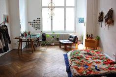 Bohemian Homes: Bohemian Bedroom Inspiration