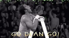 Money in the bank... I'm so proud of my lunatic <3 <3