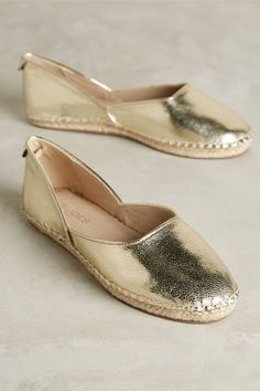 Lilly Espadrilles - #anthrofave