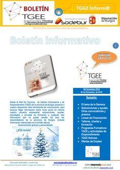 Boletin gestion empresarial y emprendimiento nº 50