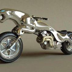 JAGUAR CUSTOM MOTORCYCLE