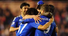 Chelsea to meet Manchester United after knocking out Middlesbrough #soccer #sports