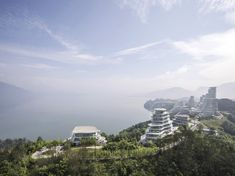 Gallery of Huangshan Mountain Village / MAD Architects - 4