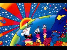 Image result for peter max artist paintings