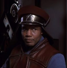 Panaka shortly before the escape from Naboo