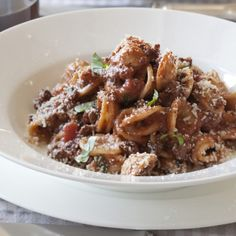 Weeknight Bolognese | Recipes | Barefoot Contessa