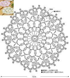 FREE Alpine Stitch video tutorial by Bella Coco Crochet Crochet Stars, Crochet Circles, Crochet Doily Patterns, Crochet Doilies, Crochet Stitches, Crochet Flowers, Crochet Coaster Pattern, Crochet Blocks, Granny Square Crochet Pattern