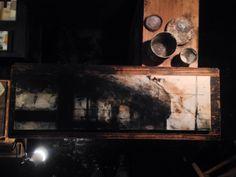 New artist addition!  Paintings by Matsuoka Gaku.  新しいアーティスト入りました! 松岡学さん、日本画。  #japanese_art #japanese_paintings #gallery #Tokyo