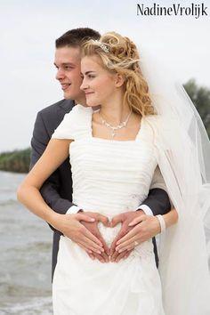 #wedding #pregnant