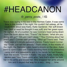 caleo+headcanons+images   Let me tell you something!!! @user has awesome headcanons! & you ...
