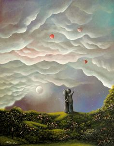 All For You Fantasy Landscape Fairytale Love Art By Philippe Fernandez Painting - All For You Fantasy Landscape Fairytale Love Art By Phi. Moon Art, Landscape Artist, Fantasy Art, Fine Art America, Painting, Fantasy Landscape, Art, Fairy Tales, Love Art