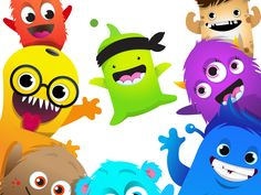 ClassDojo designed by Monica Harvancik. the global community for designers and creative professionals. Class Dojo, School Dojo, Classroom Reward System, Classroom Rewards, Classroom Tools, Classroom Management, School Community, Classroom Community, Dojo Monsters