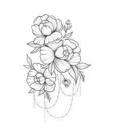300 Sexy Tattoo Designs - Original by Tattooists Hand Tattoos, Sexy Tattoos, Body Art Tattoos, Sleeve Tattoos, Tattoos For Women, Tattos, Thigh Tattoos, Feather Tattoos, Flower Tattoo Drawings