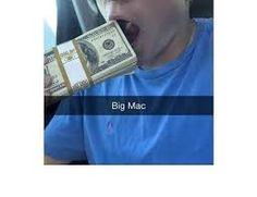 Image result for rich kid snapchats cash Rich Kids Of Instagram, Instagram And Snapchat, Online Quizzes, Fun Quizzes, Spoiled Rich Kids, Annoying Kids, Big Mac, Jokes, Lol