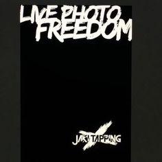 My portfolio 2017 #JakiTapping #bw #blackandwhitephoto #portfolio #livephoto #freedomstyle #grunge #grungestyle #rock