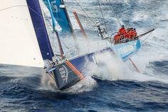 Vestas 11th Hour Racing win Leg 1 of the Volvo Ocean Race - Volvo Ocean Race 2017-18