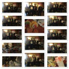 LOS PROFESIONALES Y COMPAÑEROS DE;;;; 720 Gin&Juice,....Alfredo copas y Alfredo tapas ,......Bodegas F.J. RUIZ...entre otros estuvieron presentes en el X TALLER DE COCTELERIA de los BARMAN DE CÁDIZ EN EL FARITO. PARA PROFESIONALES Y AMATEUR.