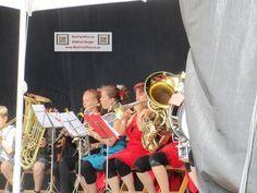 Musikprob Pfullendorf Seepark, BauFachForum Baulexikon Titel: Gottesdienst am Sonntag Morgen. Kirchenmusik mit Venusbrass.