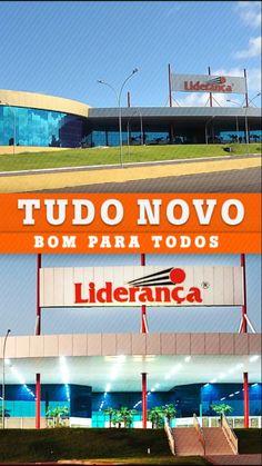 O Shopping do Lojista. www.atacadolideranca.com.br