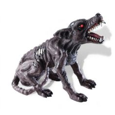Zombie Dog with Lights and Sound