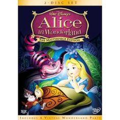Alice in Wonderland (et Alice au pays des merveilles !)