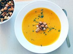 Carrot - Potato Soup - Ioanna's Notebook