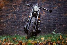 Suzuki GS650 Brat Style by Imbarcadero14 Venice Motorcycles #motorcycles #bratstyle #motos | caferacerpasion.com