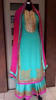 Indian Suits, Indian Dresses, Indian Wear, Embroidery Suits Punjabi, Embroidery Suits Design, Designer Punjabi Suits, Indian Designer Wear, Designer Party Wear Dresses, Indian Fashion