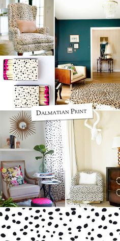 Dalmatian print over @Natalie Chang Michelle