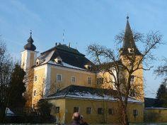 Schloss Mühldorf AUT Austria, Castle, Mansions, House Styles, Home Decor, Luxury Houses, Interior Design, Home Interior Design, Palaces