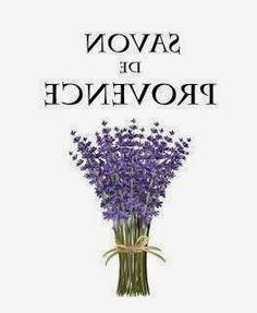Savon de Provence, lavender
