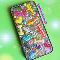 Kitsch style iPhone 6/6s Plus case. It's lovely!!. ❤️ Ready to ship!!.