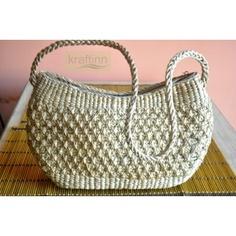 Natural Handbag from KraftInn, $19.00