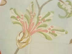 PRODUCT TYPE: Upholstery Fabric  MANUFACTURER: PINDLER AND PINDLER   CATEGORIES:Damask #Fabric, Ikat Fabric , Natural Fabric , Luxury Fabric, Upholstery Fabric  COLLE... #fabric #supplies #floral #algae #soil