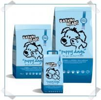 Win £50 worth of high quality Barking Heads puppy food! 10 prizs available. #competition
