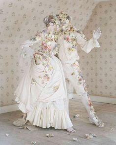 'Scent of the Future' photographed by Tim Walker for Vogue Italia September 2010.