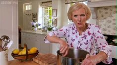 Strawberry Jam!!! Wonderful video!!!! How to make strawberry jam - Mary Berry Cooks: Episode 1 Preview - BBC Two