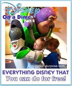 More Disney tips