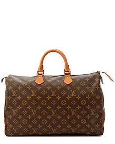 93aedcf3bd2e Louis Vuitton Monogram Canvas Speedy 35  725.00