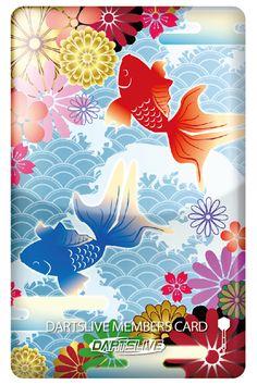 DARTSLIVE CARD #013 024