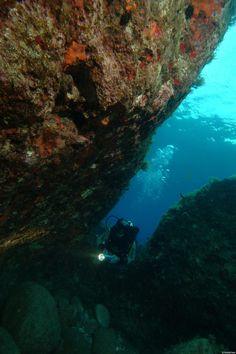 Cyprus Turtle Rock Diving Site